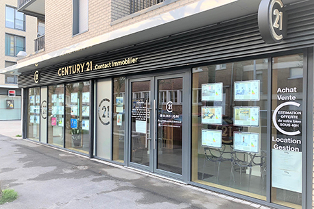 Agence immobilière CENTURY 21 Contact Immobilier, 59140 DUNKERQUE